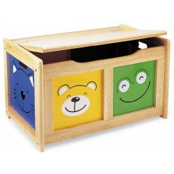 Four Friends Toys Box