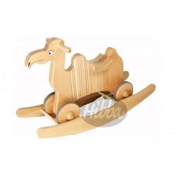 Rocking & Riding Combo Camel